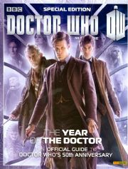 Doctor Who Magazine Special Edition #38 Year Of The Doctor Official Guide To 50th Anniversary Panini Magazines